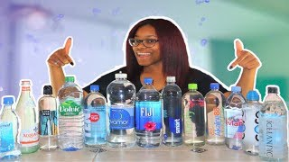 Which Bottled Water Is The Best For Your Health? (TESTING EVERY WATER BRAND)