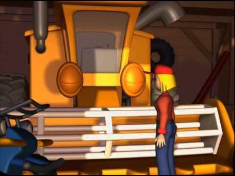 Tracteur tom jules et les extra terrestres youtube - You tube tracteur tom ...