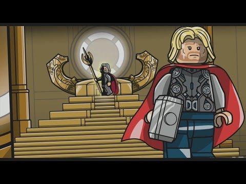 LEGO Avengers Thor Dark World