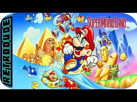 Super mario land GB - Livestream