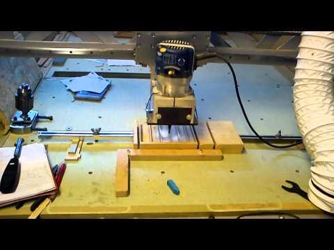3D Machining a coin rack