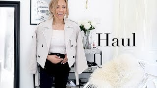 NEW IN | TRYING IT ON & CHATTING HAUL