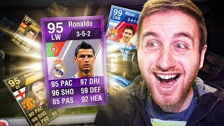 REACTING TO MY 1ST PACK!