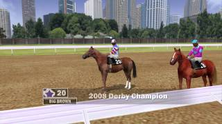 Virtual Kentucky Derby