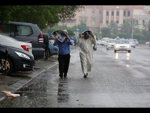 تعليق الرحلات المغادرة من مطار الكويت لسوء الأحوال الجوية  - نشر قبل 10 دقيقة