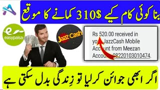 How To Earn Money In Pakistan || Best Online Earning Platform 2020 ||Earn daily 2000 Pkr|| Proof