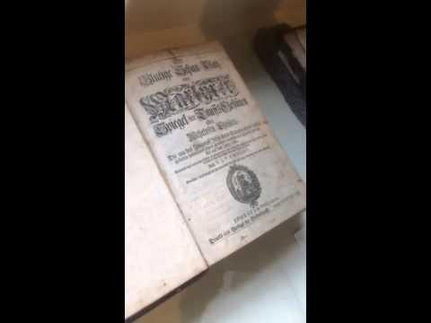 Martyrs Mirror 1748 Ephrata edition