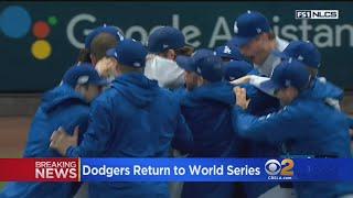 CBS 2 News at 11:00 p.m. (Oct. 20)