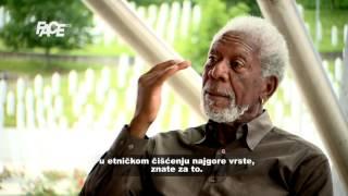 """Morgan Freeman u CD-u: """"Vi ste posebni! Preživjeli ste strahotu i užas a oprostili... vi ne mrzite!"""