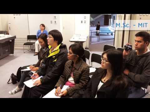 TNI: แนะนำหลักสูตร ป.โท 2015