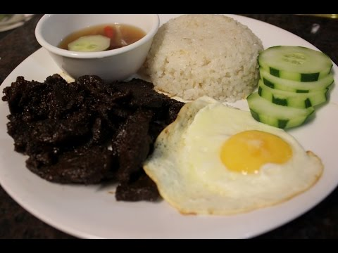 Beef Tapa Best Recipe-Len's Kitchen