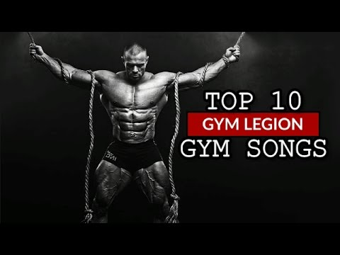 TOP 10 Songs For GYM Workout  Most Motivational Music Mix 2017