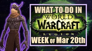 FORGET I SAID ANYTHING! | Week of March 20th, 2018 | What's New in Wow | TradeChat