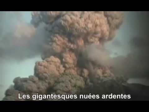 Soufriere de Hills - Eruption de 1997