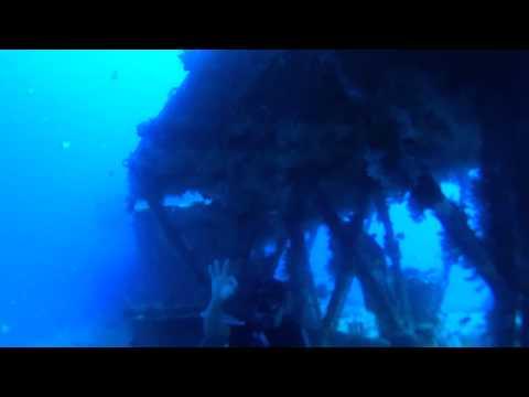 YO-257 Dive off Waikiki, Hawaii