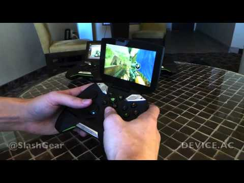 NVIDIA Project SHIELD hands-on
