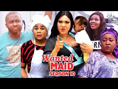 WANTED MAID SEASON 10 (Trending  New Movie Full HD)Uju Okoli 2021 Latest Nigerian  Nollywood Movie