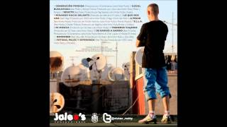 12. Fatigas, Palos. y Esperanza - Victor Rutty feat. Morodo (Generacion Perdida)