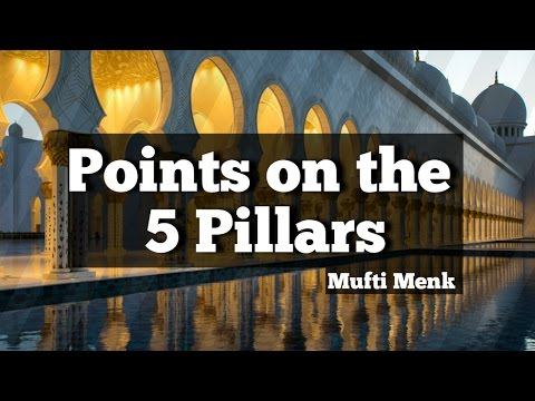 Points on the 5 Pillars | Mufti Menk | 16 March 2017 | Bridgetown Barbados |