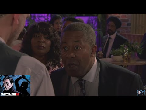 Coronation Street - Ed Confronts Don The Racist