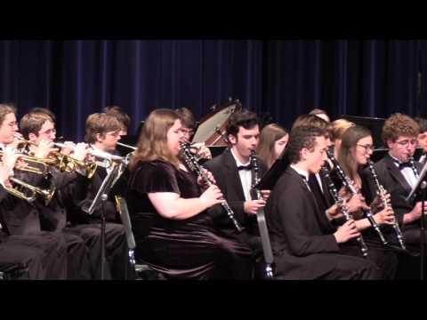Lindbergh High School-Concert Band-Night of Bands 2017