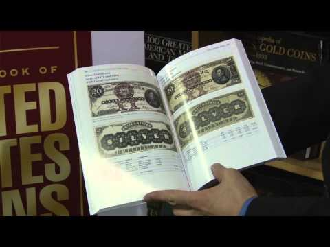 Cool Books for Coin Collectors by Whitman Publications. VIDEO: 8:22.