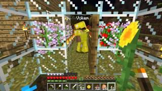 Multi Minecraft #8 - Szklarnia
