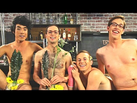 The Try Guys' Naked Sushi Prank