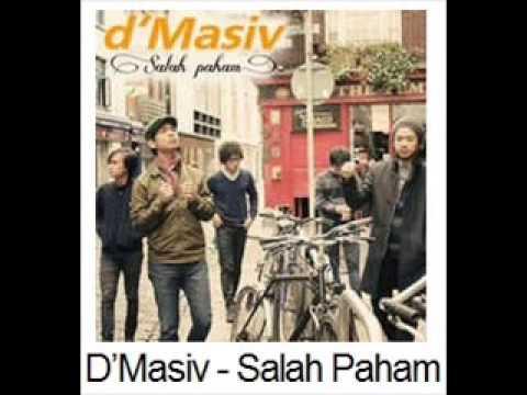 D'Masiv Salah Paham Lagu Terbaru 2014