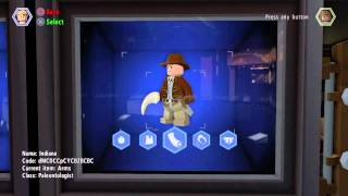 Lego Jurassic World How to make: Indiana Jones