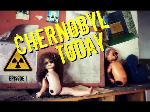 Tourist Tour Inside Chernobyl Exclusion Zone 2020 - Episode #1