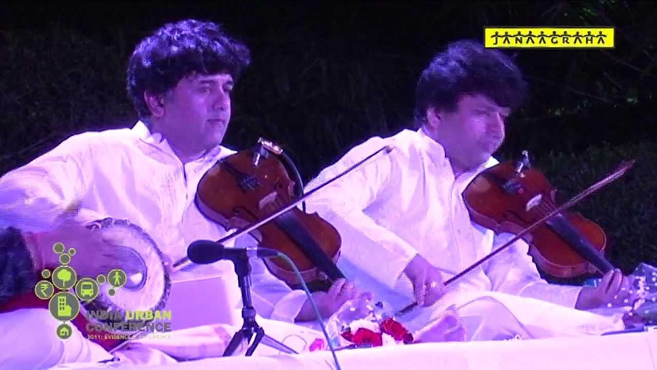 Ganesh & Kumaresh Concert