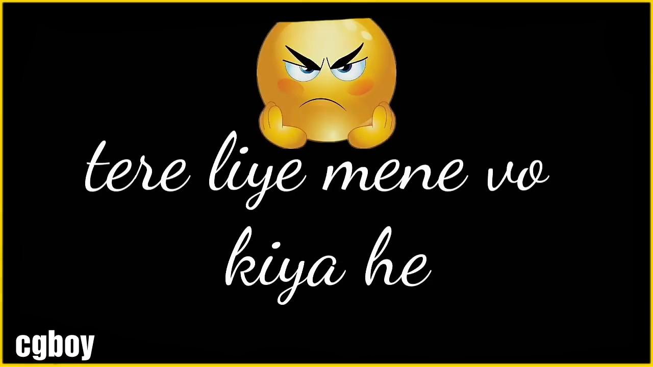 Despacito Hindi Version Love Song Layrics Emoji