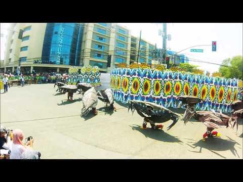 Kadayawan sa Dabaw Festival Indak-Indak sa Kadalanan 2015 Entry No 11