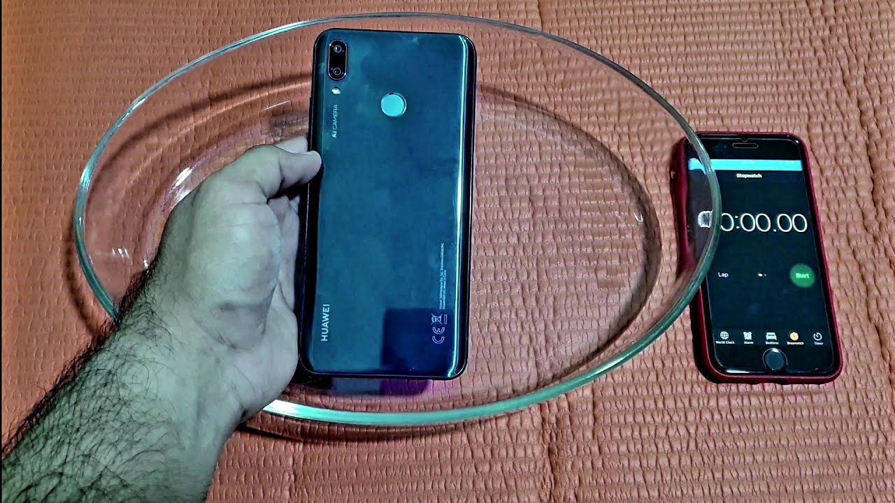 premium selection 7876b e009b Huawei Y9 2019 - Water Test!