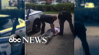 Cops suspended after violent arrest caught on video