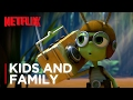 Beat Bugs - Teaser - Only On Netflix [HD]