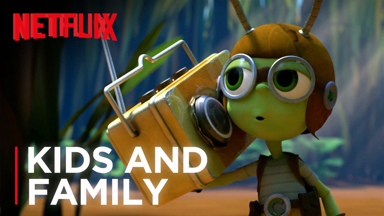 Parents, Rejoice! Here Are Netflix's Kid-Friendly August
