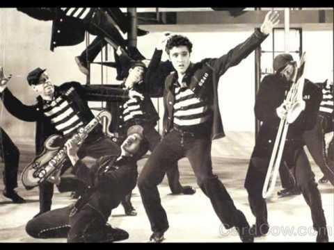 Elvis Presley-jailhouse rock Lyrics