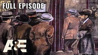 American Justice: Gangs of the 1930s - Full Episode (S2, E12) | A&E