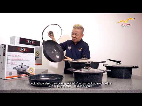 Ceramic-coated Cookware is the New Game Changer (featuring Marcus Chin)