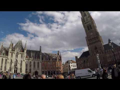Brussels, Bruges; Belgium Trip (GoPro HERO4)