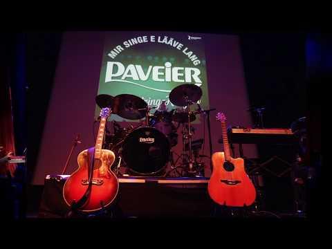 Paveier - Nie mehr Alkohol Live Kostprobe aus dem Gloria Theater