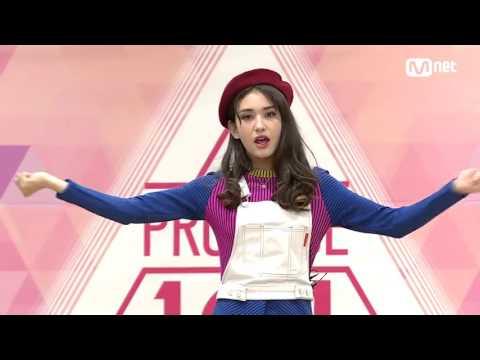 JYP Jeon Somi (전소미)ㅣSelf-Intro + Twice (트와이스) | Support [PRODUCE 101]