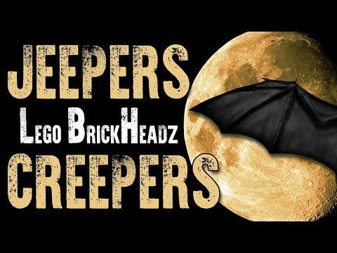 Джиперс Криперс ЛЕГО Брик Хедс - Как сделать Джиперса Криперса из Лего в стиле Брик Хедс