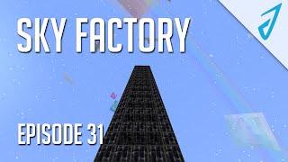Sky Factory 2.5: OP NETHER STAR FARM! (Episode 31)