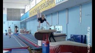 Курские гимнасты привезли серебро и бронзу из Тулы