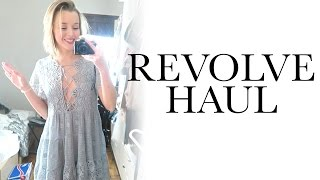 REVOLVE SALE HAUL AND TRY ON | HIGHSTREET HAUL | DRESSES FOR SUMMER 2017 | THECABLOOK