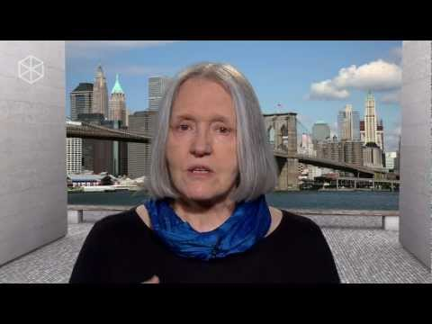 Saskia Sassen 1/6 - Global Cities as Today