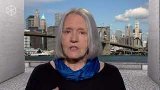 Saskia Sassen 1/6 - Global Cities as Today's Frontiers - Leuphana Digital School